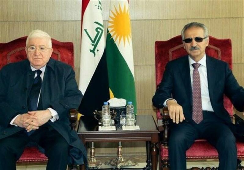 عراق اسامی 4 نامزد ریاست جمهوری؛ نامزد نهایی امروز معرفی میشود