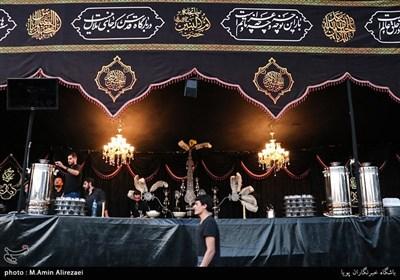 چایخانه عزاداران حسینی