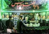 یزد| چایخانههای حسینی؛ نذری خالصانه در پیشگاه امام حسین(ع)+فیلم