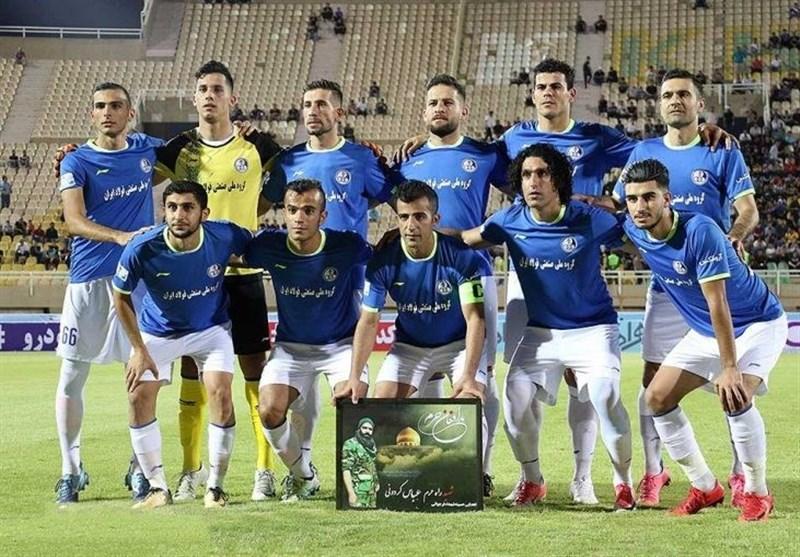 پرداخت پاداش به بازیکنان استقلال خوزستان