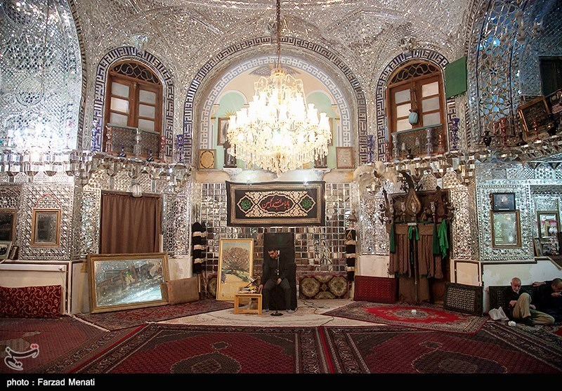 Tekyeh Biglar Beigi: An Old Building in Iran's Kermanshah