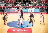 بسکتبال انتخابی جامجهانی| شکست ایران مقابل ژاپن در غیاب حدادی و نیکخواه بهرامی