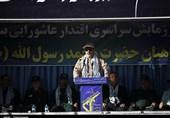 فرمانده سپاه سنندج: بسیجیان کردستانی در دفاع از انقلاب اسلامی تا پای جان ایستادهاند
