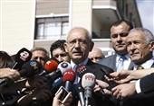 انتقادات رهبر حزب جمهوری خلق از اردوغان