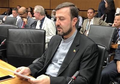 غریب آبادی: ایران بار دیگر پنجره جدیدی از فرصت را گشوده است/ فقط به اقدامات عملی طرفهای دیگر برجام نگاه میکنیم
