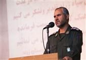 فرمانده جدید ناحیه مقاومت بسیج سپاه زرند معرفی شد