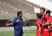 محمد تقوی: سعی میکنیم بازیکنان را تا بازی برابر پرسپولیس آماده نگه داریم/ تنها نگرانیام مسائل بدنی است