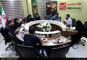 نشست خبری گروه هنر مقدس در باشگاه خبرنگاران پویا برگزار شد