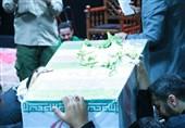 مردم دو شهر مازندران میزبان 3 شهید گمنام بودند