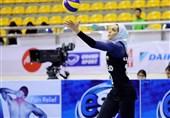 والیبال جام کنفدراسیونهای آسیا| برهانی امتیازآورترین بازیکن دیدار با استرالیا شد