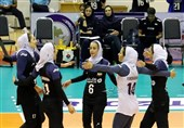 AVC Cup for Women: Iran Beats Australia in 5th-10th Playoffs