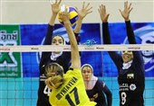 Iran Beaten by China at AVC Cup for Women