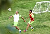 گلمحمدی همچنان در انتظار حل شدن مشکل جونیور