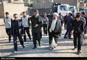 تبریز| از مسیرگشایی و هدایت آبهای سطحی تا توزیع لوازمالتحریر در بین دانشآموزان مناطق حاشیهنشین