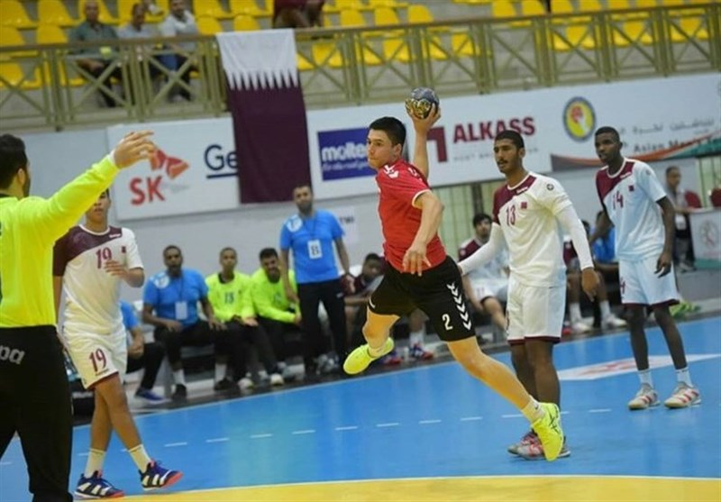 Iran Loses to Chinese Taipei at Asian Youth Handball Championship