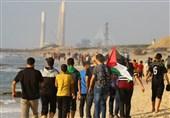 إصابات برصاص الاحتلال الصهیونی قرب بحر شمال القطاع