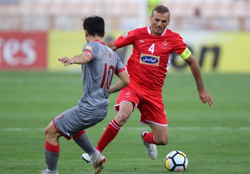 Persepolis Faces Shortage of Players: Jalal Hosseini