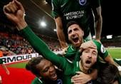 فوتبال جهان| بازگشت یک امتیازی برایتون در حضور جهانبخش