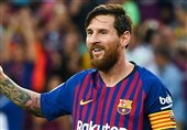 فوتبال جهان| لیونل مسی و 4 بازیکن یوونتوس در تیم منتخب هفته اول لیگ قهرمانان اروپا