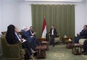 یمن|دیدار نماینده دبیرکل سازمان ملل با رئیس شورای عالی سیاسی یمن