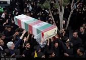 پیکر شهدای مدافع حرم و دفاع مقدس وارد مشهد شد