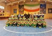 کفاشیان با حضور در تمرین تیم ملی فوتسال: ایران میتواند در جهان بهترین باشد