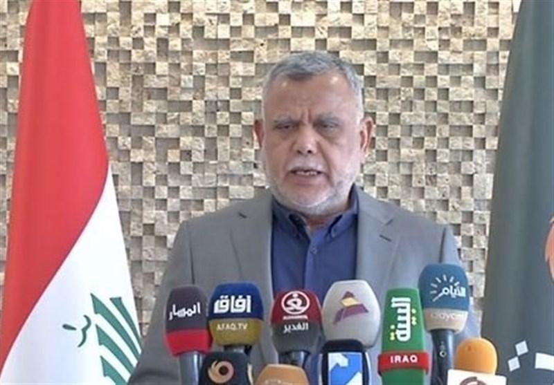 رئیس تحالف الفتح فی البرلمان العراقی یسحب ترشیحه من رئاسة الوزراء