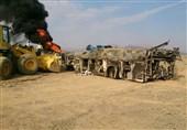 جزئیات جدید از تصادف مرگبار کاشان - نطنز /تعداد نهایی سرنشینان اتوبوس کامل نیست