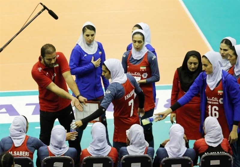Iran Stays Perfect at AVC Cup for Women