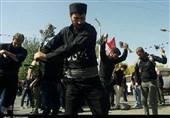 کردستان|محرم دیار گروس از «علم گردانی» تا «خاکیترین آیین عاشورایی»+تصاویر
