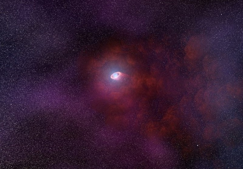 Never-Before-Seen Features Detected Around Neutron Star by Hubble Telescope