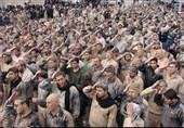 """آئینهای عزاداری هزاران ساله در لرستان؛ """"گِل مالی"""" خاکیترین آئین عاشورایی دنیا+ تصاویر"""