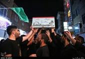 """آیین رونمایی از یادبود شهید """"سعادتخواه"""" در دزفول برگزار شد"""