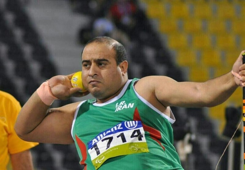 Iran's Mokhtari Wins Silver at World Para Athletics C'ships
