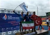 32 مدال رنگارنگ؛ پایان کار آتشنشانان تهرانی در مسابقات جهانی کره + تصاویر