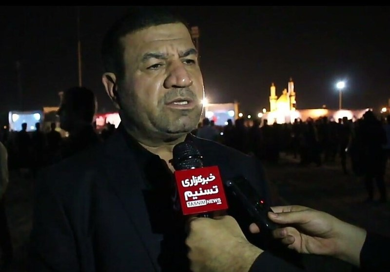 تدابیر نیروی انتظامی خوزستان در ماه محرم+فیلم