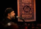 گلچین مداحی محمود کریمی در شب هشتم محرم 97