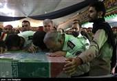 جزئیات میزبانی ستاد فرماندهی ناجا از پیکر مطهر 3 شهید گمنام