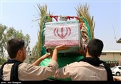 پیکر یک شهید گمنام فردا در شیراز خاکسپاری میشود
