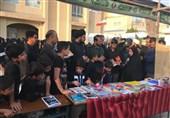 نمایشگاه اقتصاد مقاومتی به مناسبت رزمایش محمد رسول الله (ص) در گراش برگزار شد