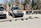 سوریه  هلاکت 2 داعشی و دستگیری 7 نفر در کمین نیروهای ویژه در حومه تدمر