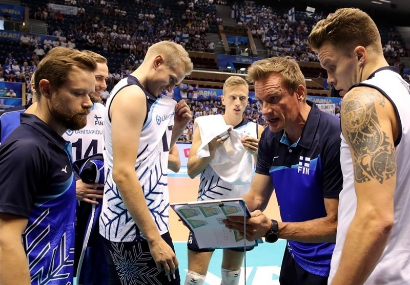 We Missed Chance of Beating Iran, Finland Coach Sammelvuo Says