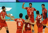 ایران تفوز على فنلندا فی بطولة العالم لکرة الطائرة