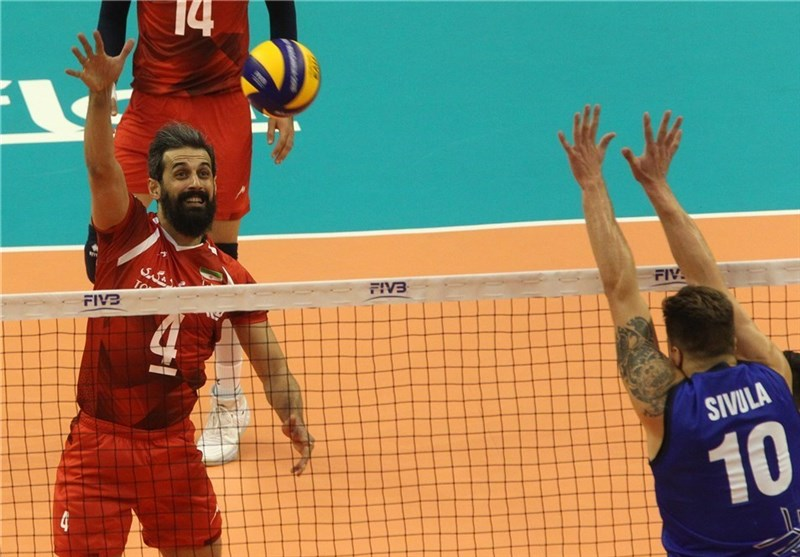 Iran Outlasts Finland in FIVB Volleyball World Championship