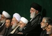 اقامة مراسم عزاء لیلة التاسوعاء الحسینی (ع) بحضور سماحة قائدالثورة