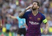 فوتبال جهان| برتری قاطعانه بارسلونا با هتتریک مسی/ بازگشت تاریخی اینترمیلان مقابل تاتنهام