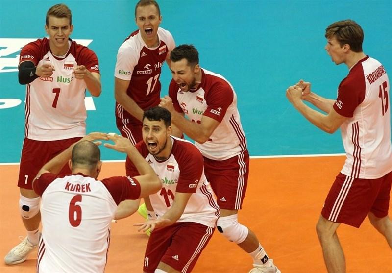 والیبال قهرمانی جهان|لهستان و برزیل باز هم در فینال به هم رسیدند