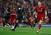 فوتبال جهان| لیورپول در آخرین ثانیهها مچ پاریسنژرمن را خواباند/ ناپولی در خانه قهرمان سابق اروپا به تساوی رضایت داد
