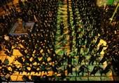 شکوه عزاداری مردمان تبرستان در تاسوعای حسینی+فیلم