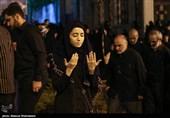 مشهدالرضا(ع) یکپارچه عزا و ماتم است؛ شور حسینی مشهد را فراگرفت+فیلم